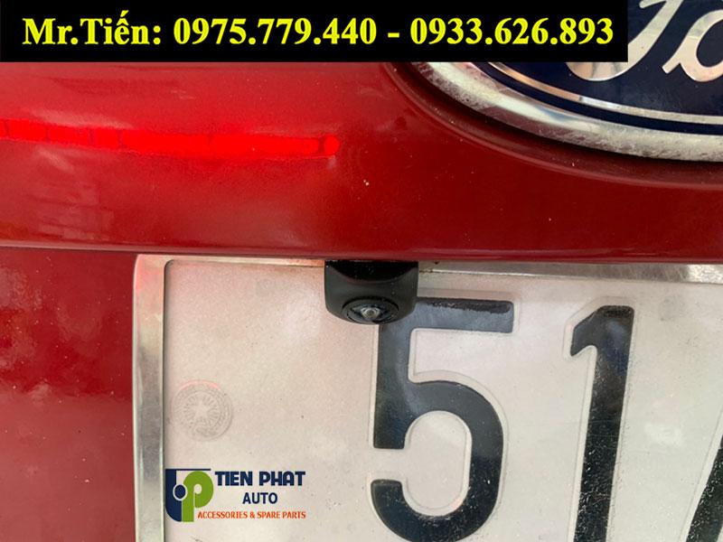 GẮN CAMERA LÙI AHD CHO Ô TÔ TẠI TP.HCM| Tienphatauto.com.vn