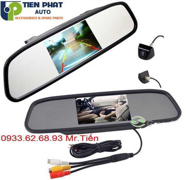 Lắp Đặt Camera Lùi Chất Lượng Cao Cho Xe Chevrolet Cororado Tại Quận Tân Phú